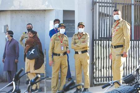 Probes under way to ascertain Karachi gas leak cause