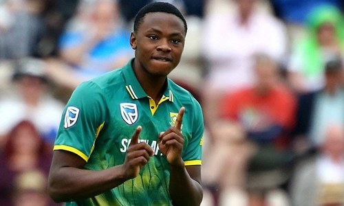 Du Plessis, Rabada back in T20 squad