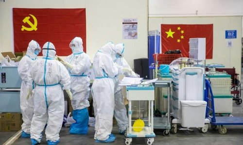 WHO warns against virus over-reaction as death toll hits 1,868