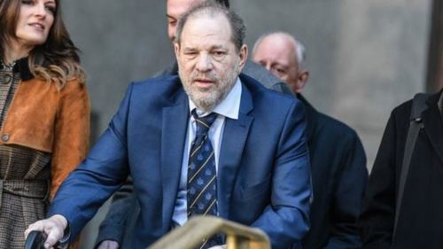 Jurors will begin deciding Harvey Weinstein's fate in rape trial