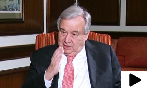 'مقبوضہ کشمیر پر سلامتی کونسل کی قراردادوں کا احترام کیا جانا چاہیے'