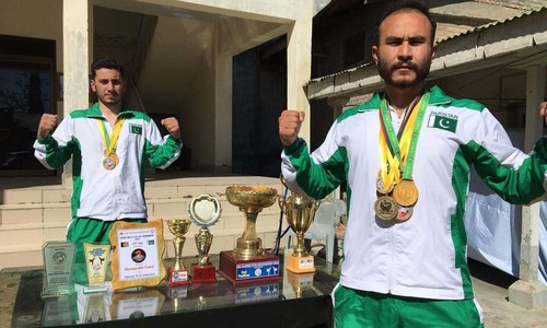 Gold medal winning martial artists may not make it to Asian championship without govt support