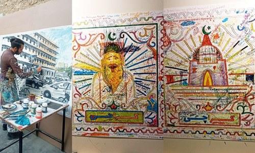 کراچی میں پہلی بار 10 روزہ پبلک آرٹ فیسٹیول کا انعقاد