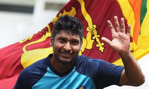 MCC had wonderful time in Pakistan: Sangakkara