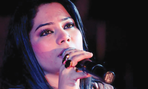 Lahore family court approves Sanam Marvi's plea for khula