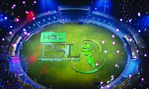 پاکستان سپر لیگ 2020 کی رنگارنگ تقریب کا آغاز