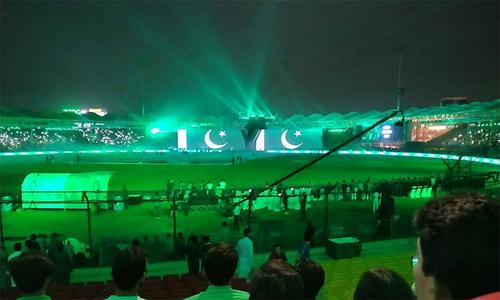 پاکستان سپر لیگ 2020 کی رنگارنگ افتتاحی تقریب جاری