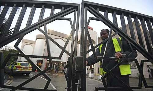 برطانیہ: مسجد میں معمر مؤذن پر چاقو سے حملہ