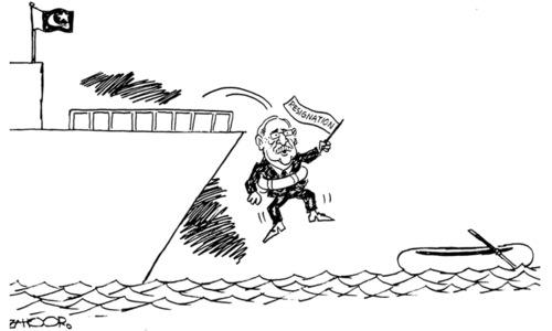 Cartoon: 21 February, 2020