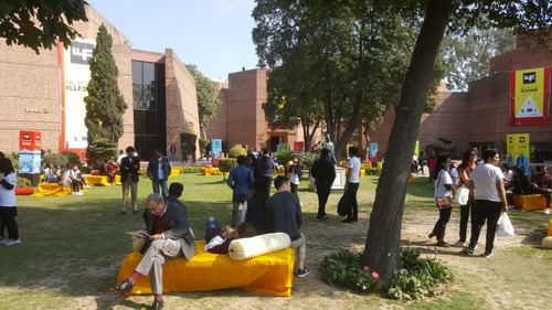 Day 1: What's happening at the Lahore Literary Festival [Live]