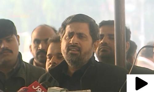 'حکومت سندھ کسی آئی جی کو نہیں چلنے دیتی'