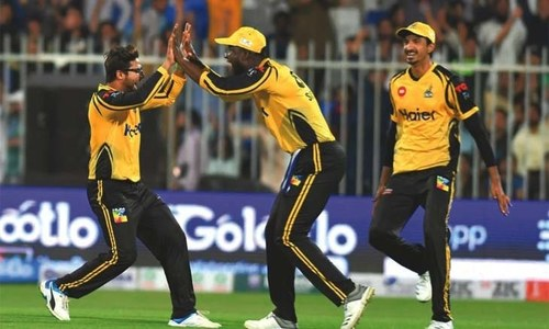 Peshawar Zalmi has won the toss and decided to bowl first