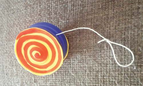 Wonder Craft: Let's make a yo-yo