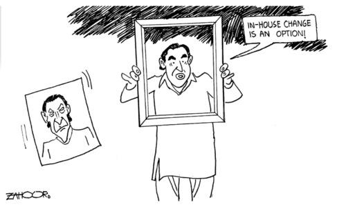کارٹون :22 فروری 2020
