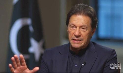 PM Imran sees no hope for Kashmir during Modi govt