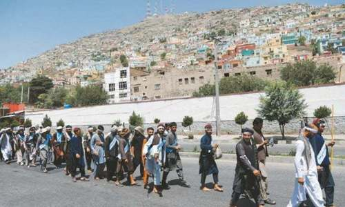 Dancing Afghans mark start of week-long partial truce