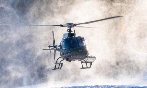 Foreign dignitaries participate in week-long heli-ski expedition in Shogran