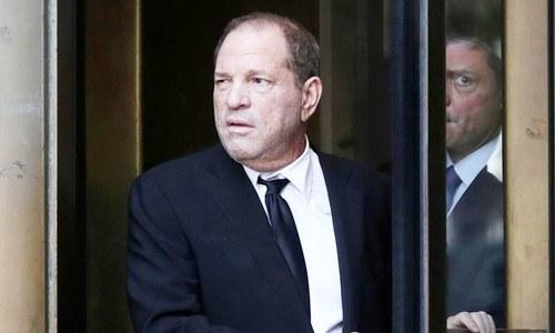 ہاروی وائنسٹن کےخلاف ریپ الزامات کا ٹرائل کرنے والی جیوری ڈیڈلاک کا شکار