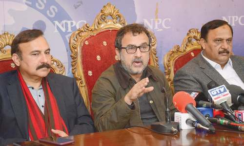 Govt slammed for not creating new provinces in Punjab