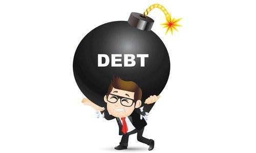 Headaches of debt management
