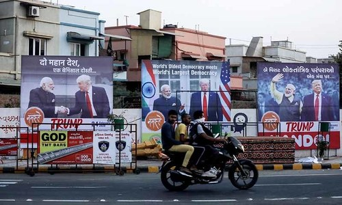 'America First' vs 'Make in India' as Modi hosts Trump