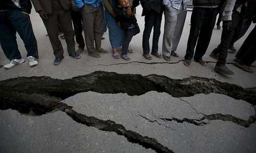 ترکی، ایران کے سرحدی علاقوں میں زلزلے کے جھٹکے، 7 افراد جاں بحق