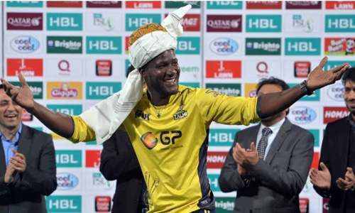 Daren Sammy 'truly honoured' to receive Nishan-e-Pakistan