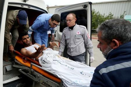 غزہ: اسرائیلی فوج کی فائرنگ سے ایک فلسطینی نوجوان جاں بحق