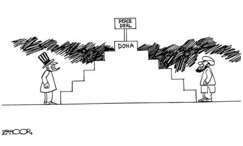 Cartoon: 24 February, 2020