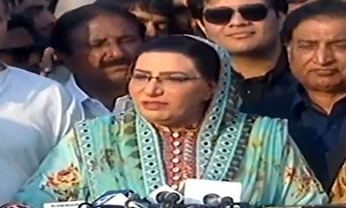 Firdous lauds Bilawal for Nawaz remark; slams him for predicting govt ouster