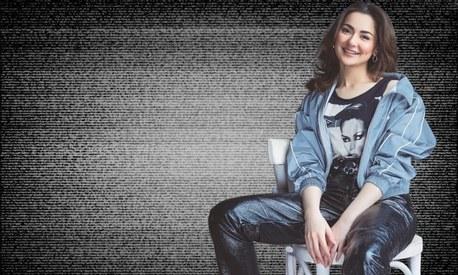 Hania Aamir isn't afraid to laugh at herself
