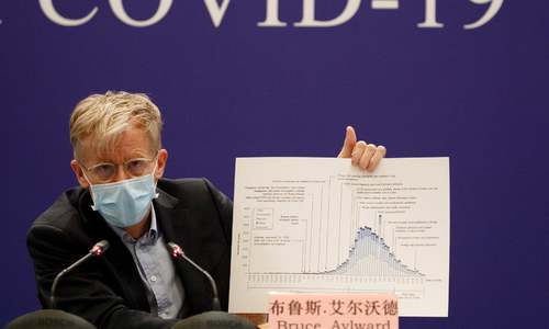 China probably prevented thousands of coronavirus cases: WHO