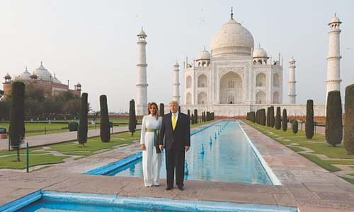 Trump's India visit prioritises pageantry over policy