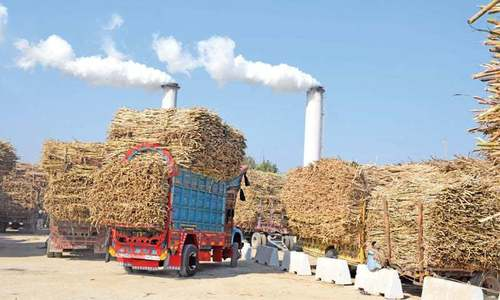 55,000 sugar bags seized in raid on Sharifs' mills