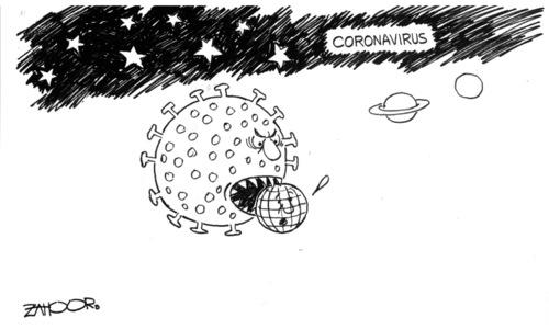 Cartoon: 25 February, 2020