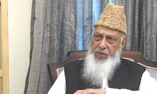 Former Karachi mayor Naimatullah Khan passes away