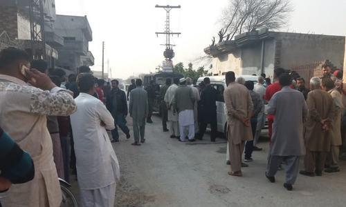 جہلم: 'جائیداد کے تنازع' پر سویتلی ماں، چار بہن بھائیوں کا قتل