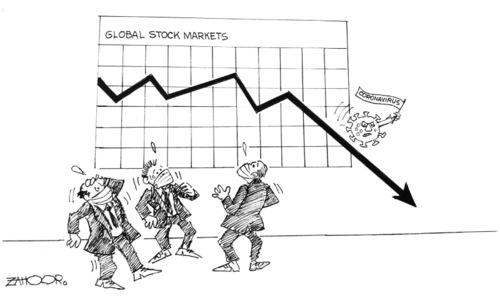 Cartoon: 26 February, 2020