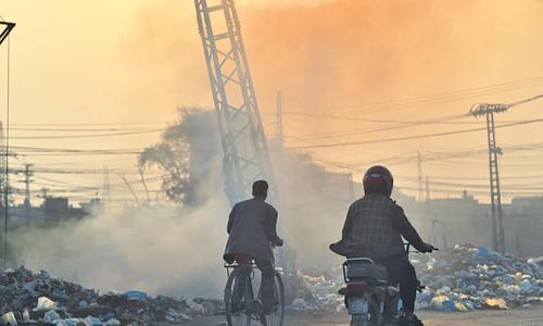 Lahore second most polluted megacity; Bangladesh has worst PM2.5 pollution: report