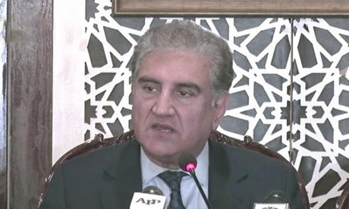 امریکا-طالبان معاہدے کیلئے ہمیں بھی دوحہ میں دعوت دی گئی ہے، وزیرخارجہ