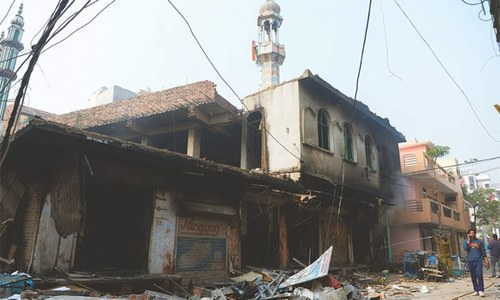Death toll rises to 24 as communal frenzy grips Delhi