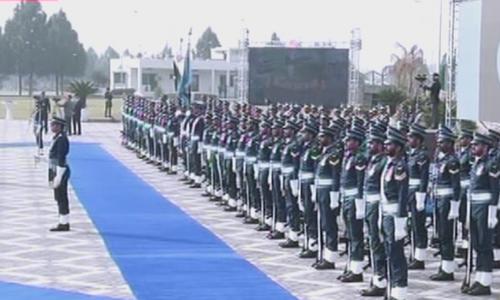 Pakistan Air Force commemorates Feb 27 'Operation Swift Retort'