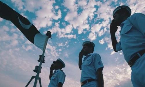 27 فروری کی مناسبت سے پاک فوج کا نغمہ جاری