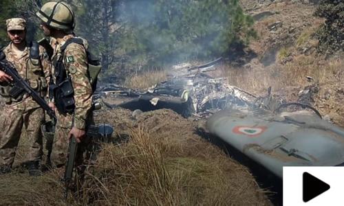27 فروری کے حوالے سے آئی ایس پی آر کی دستاویزی فلم