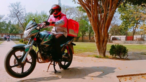 Here's all foodpanda is doing to improve rider health and safety