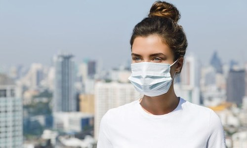 کیا واقعی ماسک کورونا سے بچا سکتا ہے؟
