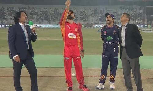 PSL 2020: Quetta Gladiators take on Islamabad United at Pindi Cricket Stadium