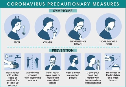 Experts stress adhering to basic protective measures to avoid coronavirus