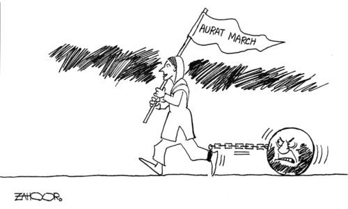 کارٹون :28 فروری 2020