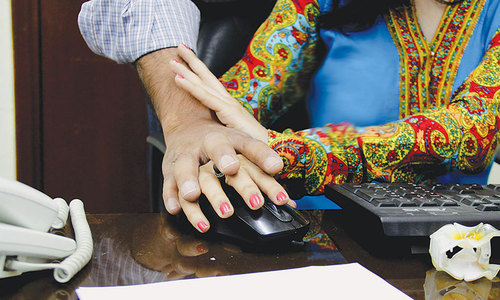 Two officials of Sindh health department found guilty of sexual harassment